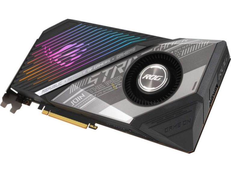 ASUS To Launch ROG Strix LC Radeon RX 6900XT Water-Cooled Graphics Card