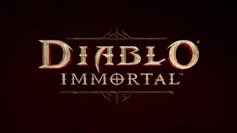 Diablo Immortal Mobile Title Enters Technical Alpha Stage