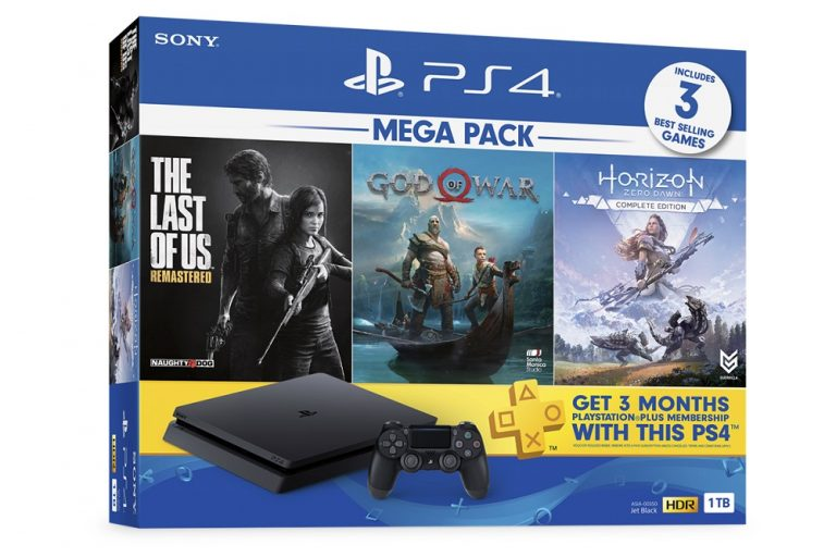 PS4 Bundles Getting Discounted From 14 December To 3 January
