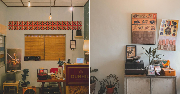 This Hidden Restaurant In PJ Is A Treasure Trove Of Nostalgic Items From The Past