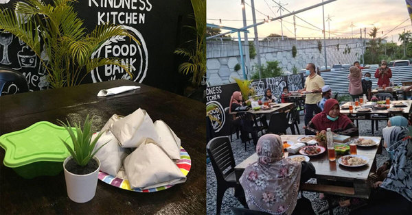 This Café Is Providing Free Warm Meals To The Less Fortunate This Ramadan