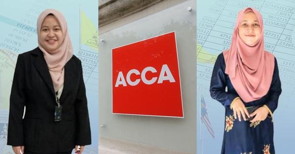 Dua Pelajar Malaysia Tajaan MyPAC Ini Cemerlang Dalam ACCA & Berjaya Harumkan Nama Negara!