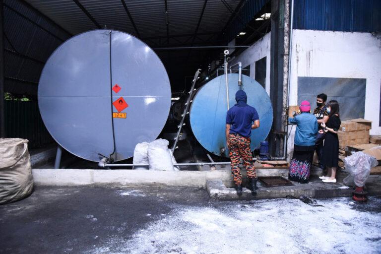 N. Sembilan DOE probes Senawang chemical spill | Malaysia now